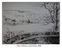 Rein and Mosel, Monotype, 2008
